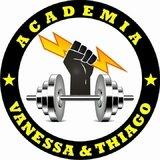 Academia Vanessa E Thiago - logo