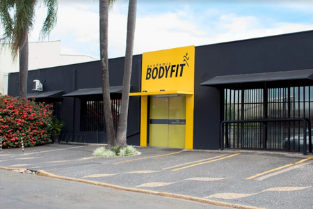 Academia Body Fit - Unidade 1
