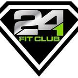 24 Fit Club Gym - logo