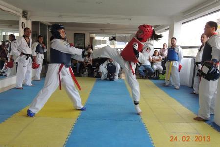 Centro Profesional de Taekwondo Neza -
