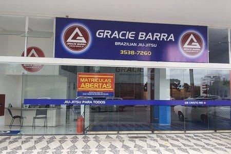 Gracie Barra Cristo Rei -