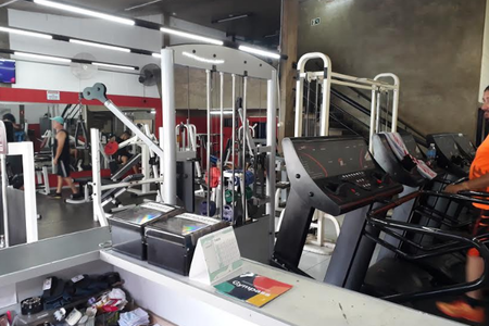 Atlethica Gym