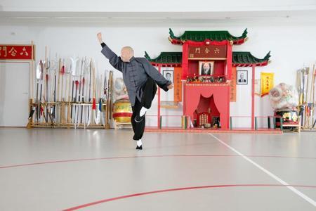 Liu He Men Stichting -