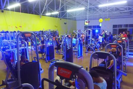 Academia A+ Fitness -