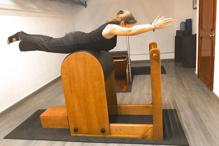 Más Pilates Mas Fit -