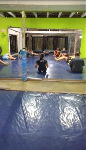 Academia Armazém da Dança