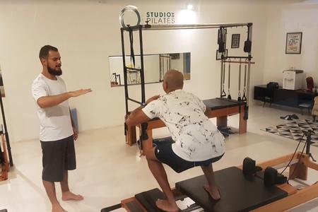 Studio de Pilates Interlagos
