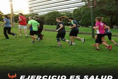 LEVEL UP FITNESS TEAM San Martin -