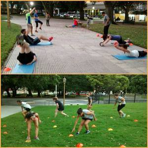 LEVEL UP FITNESS TEAM Barrancas de Belgrano -