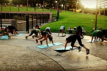 LEVEL UP FITNESS TEAM Barrancas de Belgrano