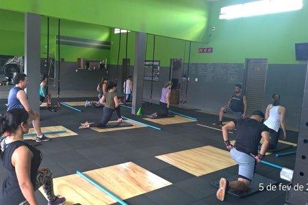 Crossfitness - Treinamento de Alta Intensidade -