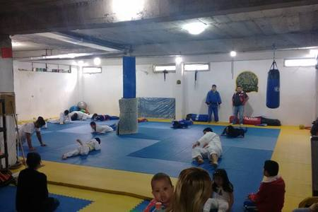 Bujutsu Xalapa Devil Dog´s Team