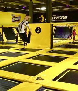 Flexzone Jumping Park Parque Tezontle