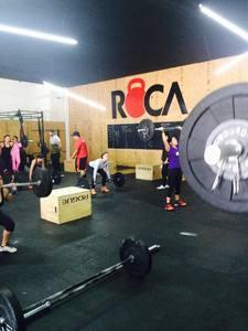 CrossFit ROCA Acoxpa