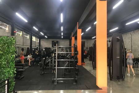 Academia RK Fitness Center -