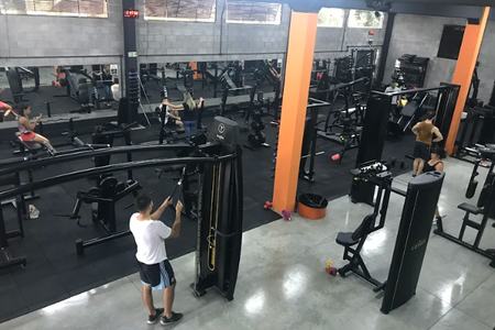 Academia RK Fitness Center