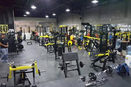 40m Fitness Camp Sucursal Coyol