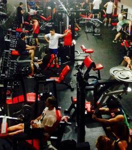 Trainer Gym -