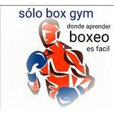 Solo Box Gym Belgrano - logo