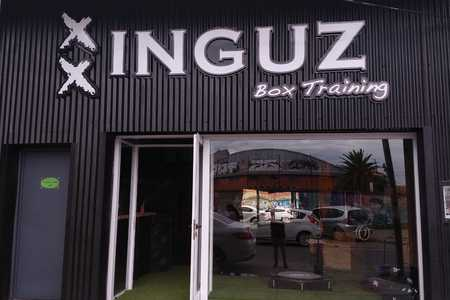 Inguz Box Training
