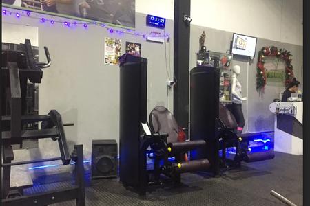 Tauros Fitness Unidade 2 -