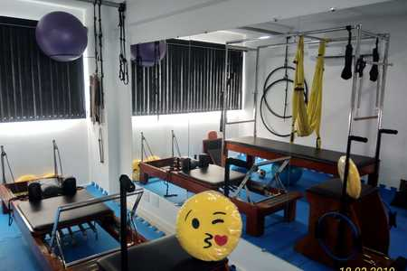 Pilates Sob Controle -
