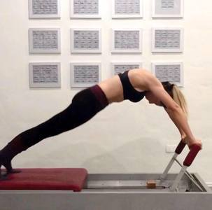 Pilates Workcenter -