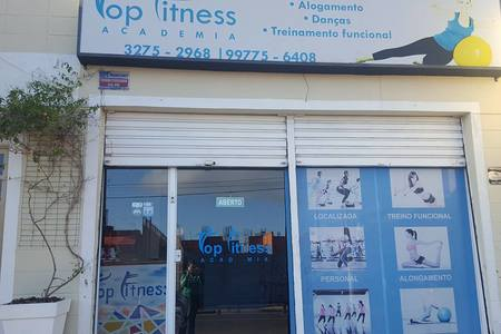 Academia Top Fitness -
