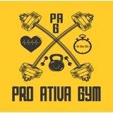 Pro Ativa Gym - logo
