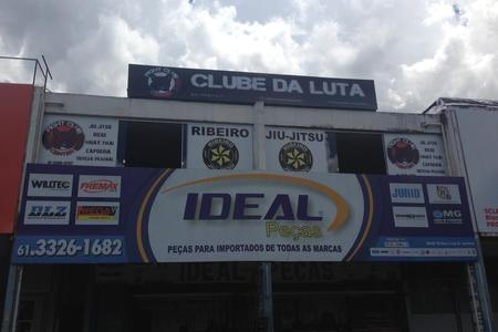 Fight Club Center | Clube da Luta -