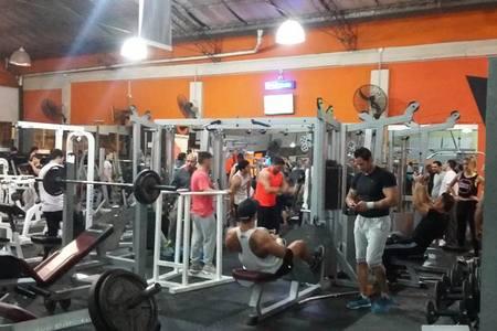 Mega Gym -