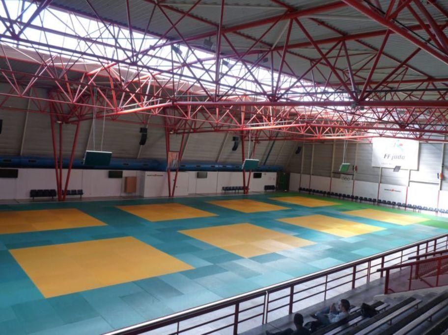 Balma Saint Exupery  Dojo De La Maison Du Judo