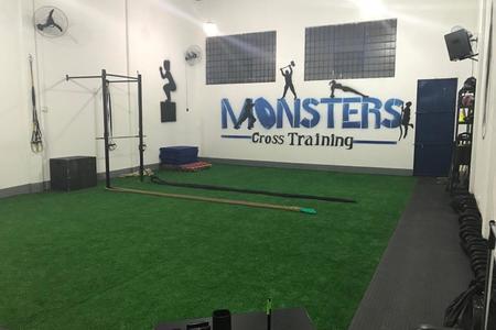 Monsters - CrossTraining -