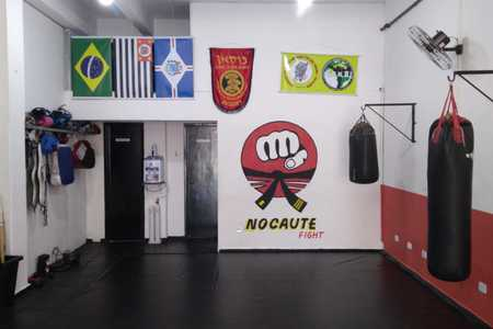 Escola de Artes Marciais Nocaute Fight -