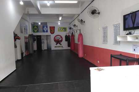 Escola de Artes Marciais Nocaute Fight