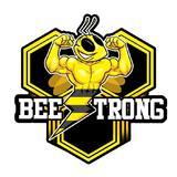 Academia Bee Strong - logo