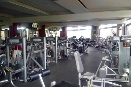 fitness gym lomas -
