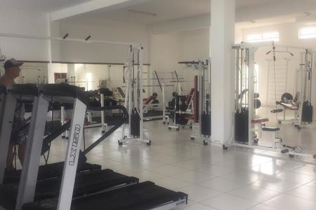 Muscle Factory Academia -