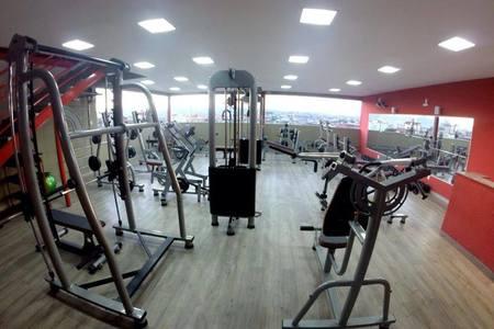 FECHADO - Academia Elite Fitness -
