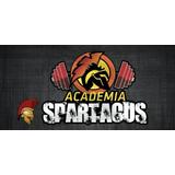Academia Sparttacus Cmd - logo