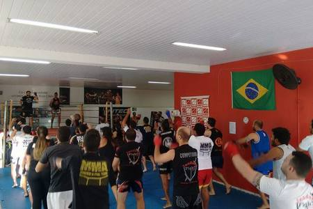 Academia Junior Vidal Team - Unidade 01 -