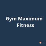 Gym Maximum Fitness - logo