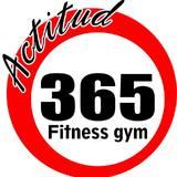 Actitud 365 Fitness Gym - logo