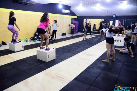 Academia Ouro Fit