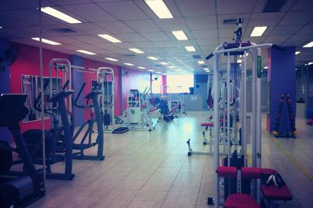 Woman Fitness Academia -