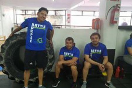 Elite Crosstraining Fitness