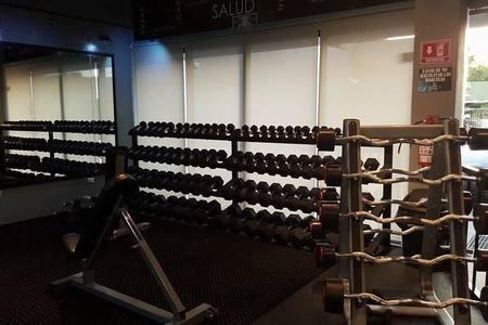 Armor Gym Centro -