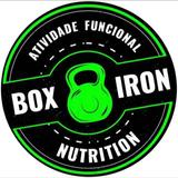 Box Iron Nutrition - logo