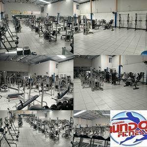 Academia Mundo Fitness - Unidade Palmeira dos Índios -