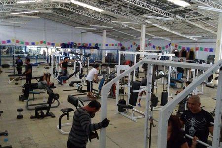 Gym Body Tecamachalco